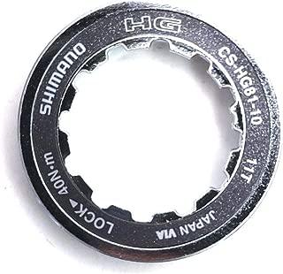 Shimano SLX M670 10-Speed CS-HG81-10 Lock Ring/Spacer - Y1YS98010