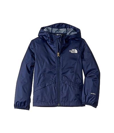 The North Face Kids Zipline Rain Jacket (Little Kids/Big Kids) (Montague Blue) Girl