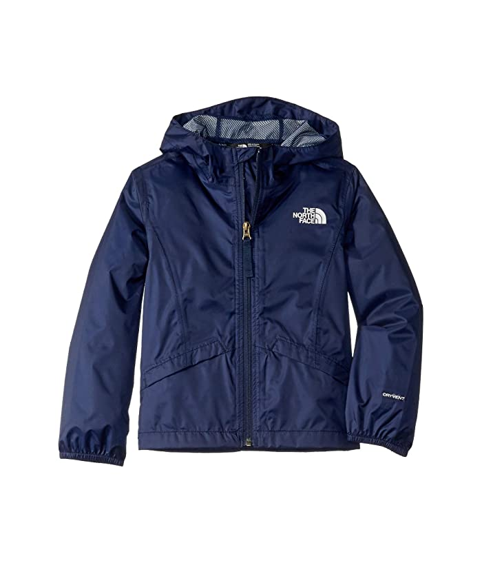 The North Face Kids Zipline Rain Jacket (Little Kids/Big Kids) (Montague Blue) Girl's Coat