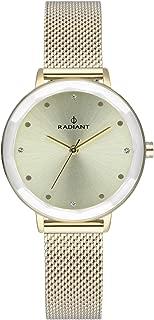Radiant katrine Womens Analog Quartz Watch with Stainless Steel bracelet RA467604