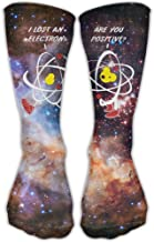 I'm Positive I've Lost An Electron Best High Performance Athletic Running Casual Socks For Men & Women
