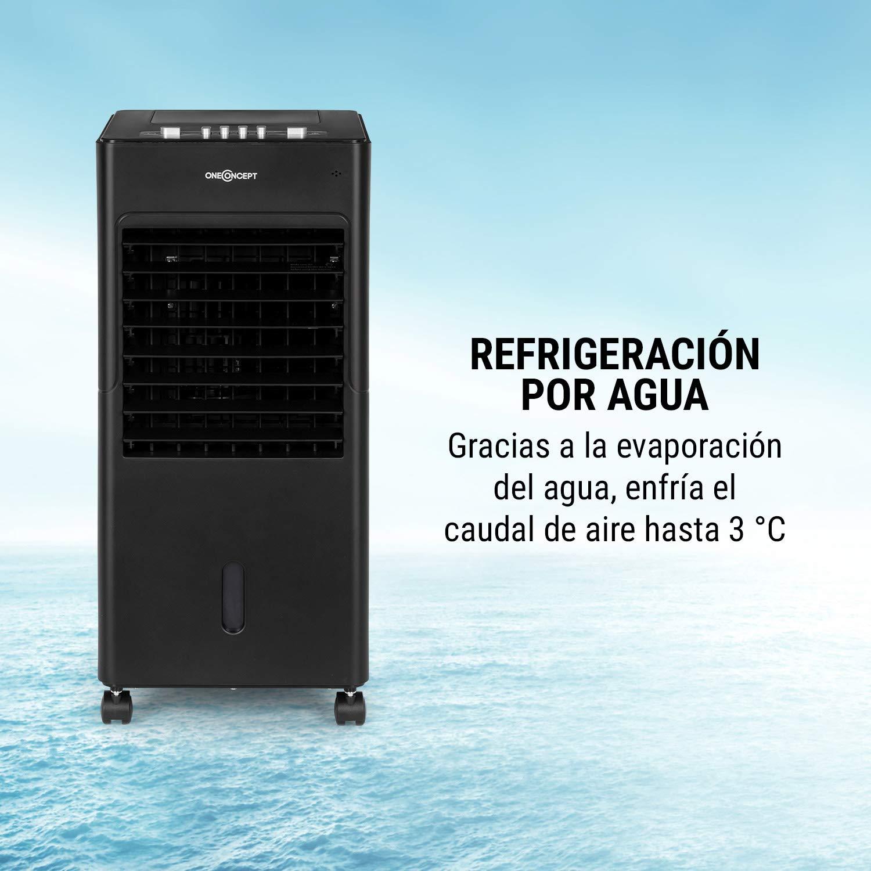 Oneconcept Freshboxx - Ventilador 3 en 1, Enfriador de Aire ...