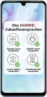Huwaei P30 Lite Smartphone, Dubbel-SIM, 128 GB, Blå