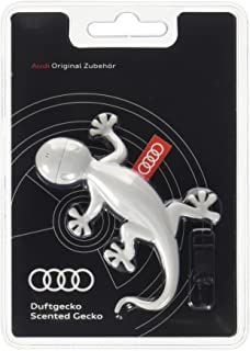 Audi Genuine Gecko Cockpit Air Freshener light gray pine/orange