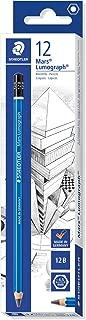 Mars Lumograph 100 12B Graphite Pencil
