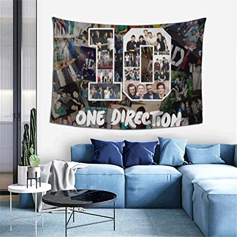 Amazon Com Bestrgi Abstract Wall Hanging Tapestry Cool O N E Gift D Ir E Ct Ion Classic Daily Beach Blanket Home Wall Decor Tapestry For Living Room Bedroom Office Decor 60 X 40 Inches Home Kitchen