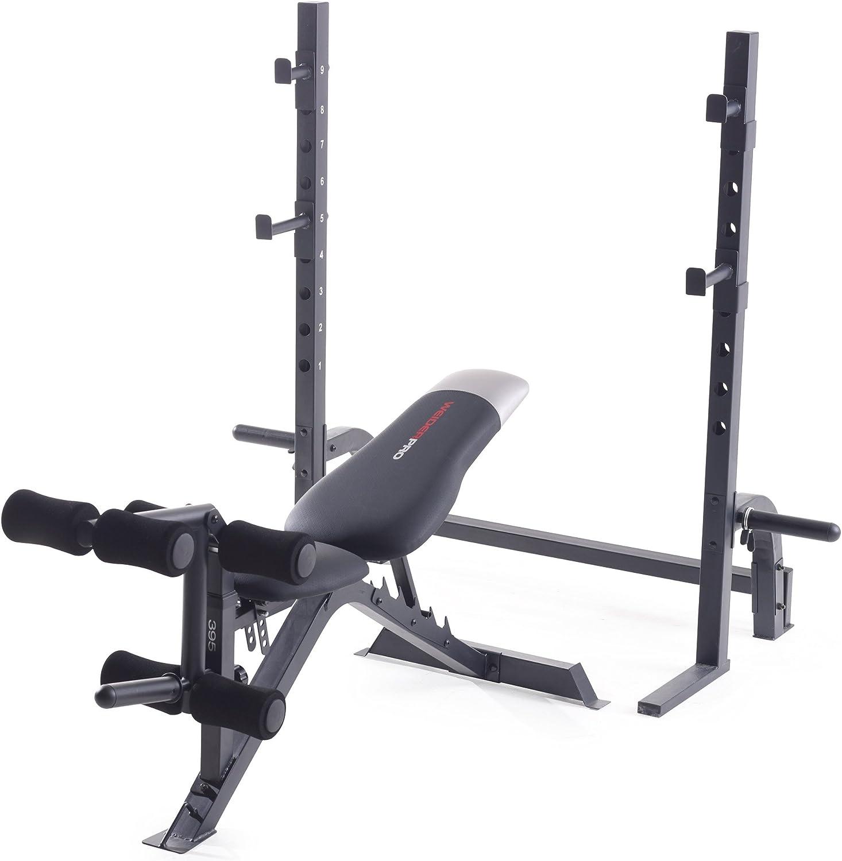 Weider Pro 395 B Olympic Bench Press