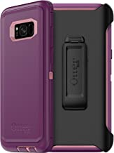 OtterBox DEFENDER SERIES Case for Samsung Galaxy S8 PLUS (ONLY) - Non-Retail Packaging - Rosmarine/Plum Haze