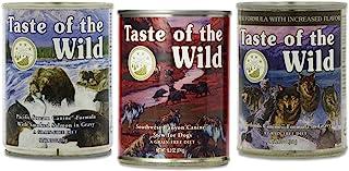 Taste Wild Canned Variety Bundle