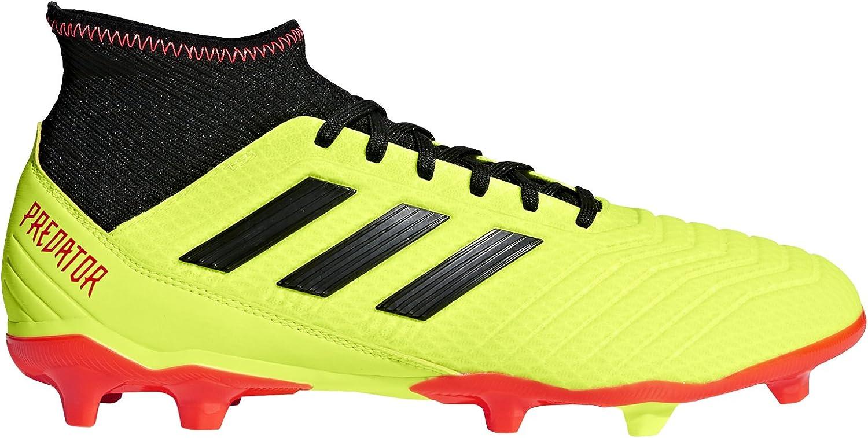 Adidas Originals Mens Predator 18.3 Firm Ground