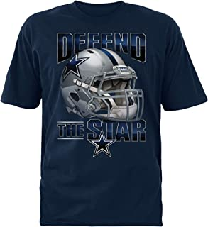 Dallas Cowboys Boys' Fierce Helmet