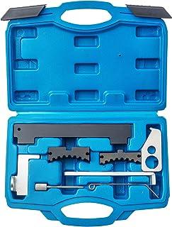 Orion Motor Tech Engine Camshaft Tensioning Locking Alignment Timing Belt Tool Kit for Chevy Cruze Aveo Alfa Romeo Fiat 16V 1.4 1.6 1.8 en6340 km6340