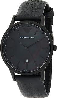 Emporio Armani Gents Wrist Watch, Black AR11276