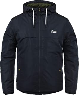 JACK & JONES Originals Paul Herren Übergangsjacke Herrenjacke Jacke mit Kapuze
