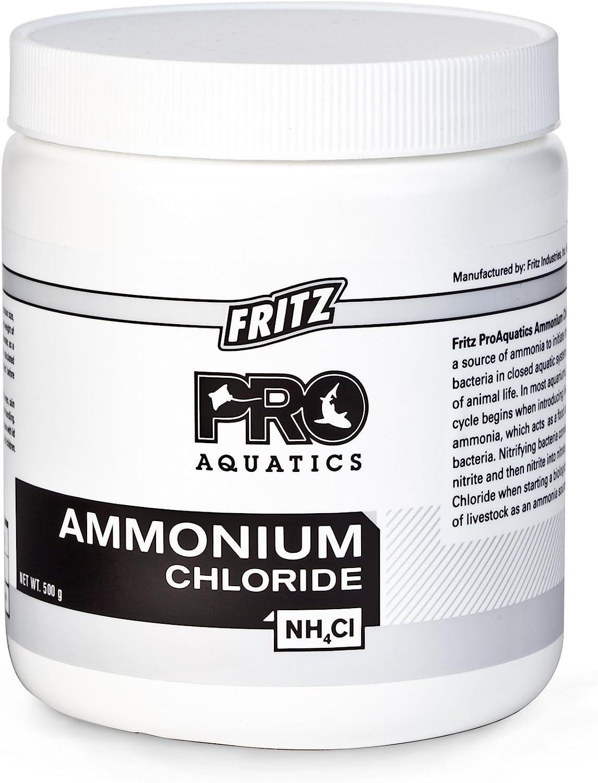 Fritz PRO New product type - Direct stock discount Chloride Ammonium 500gm