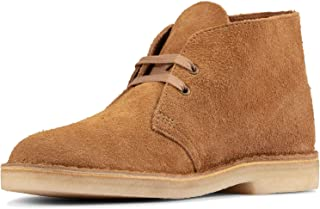 Clarks Desert Boot Nutmeg Suede 9 D (M)
