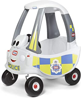 little tikes Police Response Cozy Coupe, Mixed