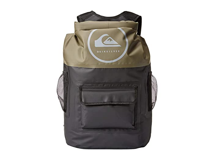 Quiksilver Sea Stash (Thyme) Backpack Bags