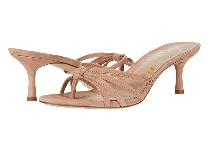 Sam Edelman  Jedda (Toasted Almond Suede Leather) Womens Shoes