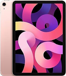2020 Apple iPad Air (10,9 pulgadas, WiFi + Cellular, 256 GB), oro rosa (Reacondicionado)