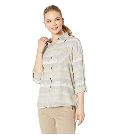 Prana Percy Top (Grey) Women