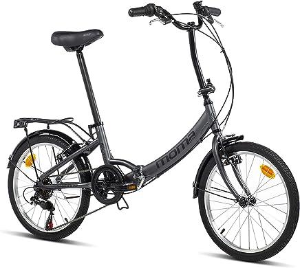 4e58efd7e13 Moma Bikes Bicicleta Plegable Urbana SHIMANO FIRST CLASS 20