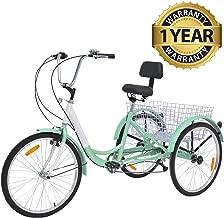 Best three wheel bike with basket Reviews