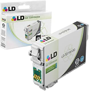 LD Products Remanufactured Ink Cartridge Replacement for Epson T0791 ( Black )