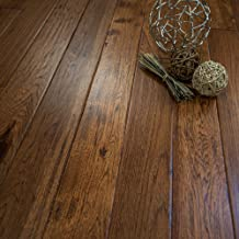 Hickory Character (Jackson Hole) Prefinished Solid Wood Flooring 5