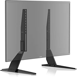 FITUEYES Universal LCD Flat Screen TV Table Top Stand/Base Mount fits 23