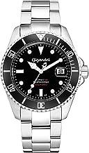 Gigandet Sea Ground–Reloj de Deporte y Buceo para Hombre/Mujer, automático–G2-002