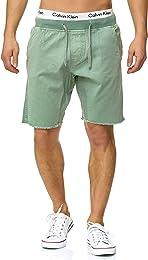 Homme Carver Short Chino 100 % Coton | Court Panta