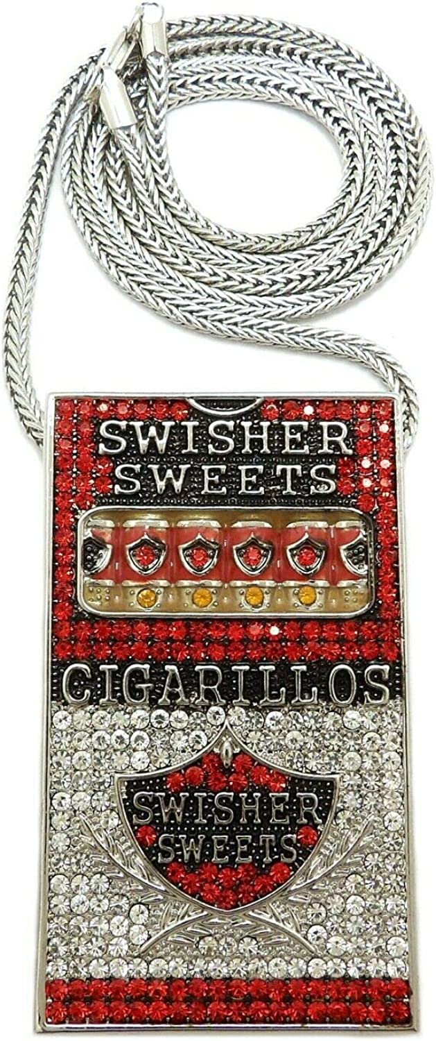Hip Hop New York Mall Large SWISHER SWEETS 4mm quality assurance CIGARILLOS 36