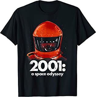 2001: A Space Odyssey Space Travel T-Shirt
