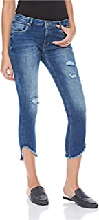 Lee Cooper Super Crop Jeans for Women