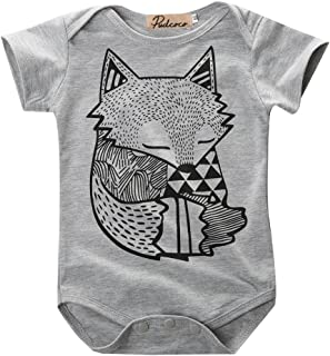 Calsunbaby 2018 Toddler Baby Kids Boy Girl Star Print Patchwork Hooded Romper with Pocket Jumpsuit Sunsuit