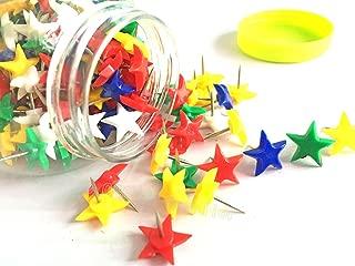 star shaped thumb tacks