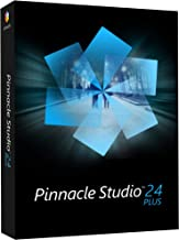 Pinnacle Studio 24 Plus | Powerful Video Editing and Screen Recording Software [PC Disc]