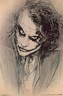 Dark Knight - Sketch Poster 22 x 34in