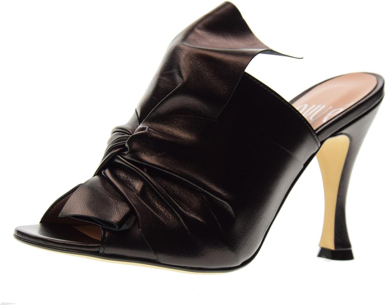OVYE shoes Woman Sabot AV 2506 Black