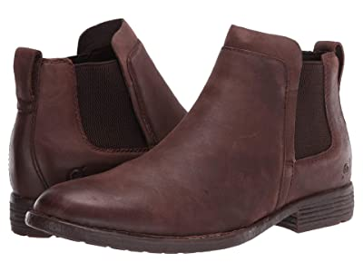 Born Min (Dark Brown Full Grain) Men