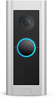 Introducing Ring Video Doorbell Pro 2 – Best-in-class with cutting-edge features (Plug-In or use existing doorbell wiring)...
