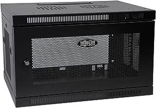 "Tripp Lite 6U Wall Mount Rack Enclosure Server Cabinet, 16.5"" Deep, Switch-Depth (SRW6U)"