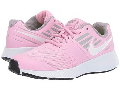 Nike Kids Star Runner (Big Kid) (Pink Rise/White/Atmosphere Grey/White) Girls Shoes