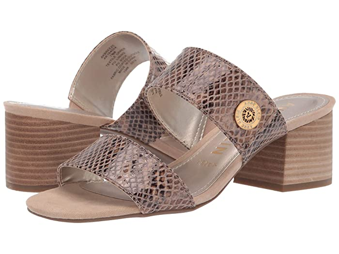 Anne Klein  Breeze (Natural) Womens Sandals