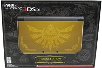 New Nintendo 3DS XL Hyrule Edition