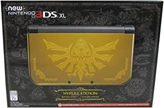Best new nintendo 3ds xl system gold hyrule edition Reviews