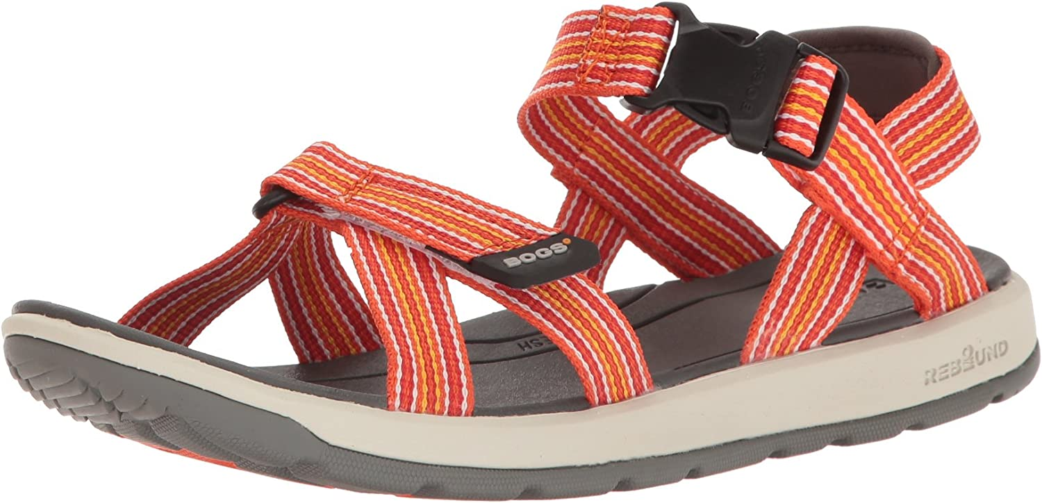 Bogs Womens Rio Sandal Stripes Athletic Sandal