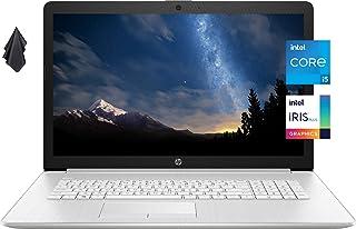 لابتوب اتش بي 17 اصدار 2021، 17.3 انش، انتل كور i5-1135G7، عرض مرئي انتل ايريس اكس اي، ذاكرة RAM 32GB، ذاكرة تخزين SSD 1T...