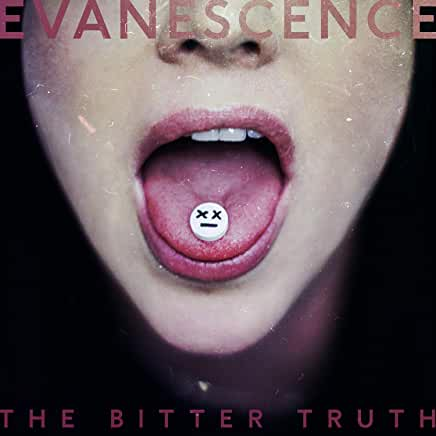 The bitter truth Evanescence. cover